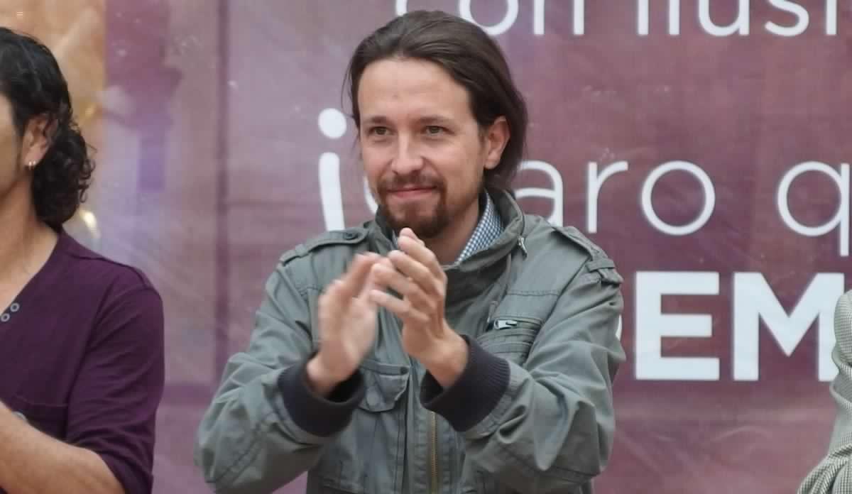 Pablo Iglesias se lanza como candidato a la Comunidad de Madrid