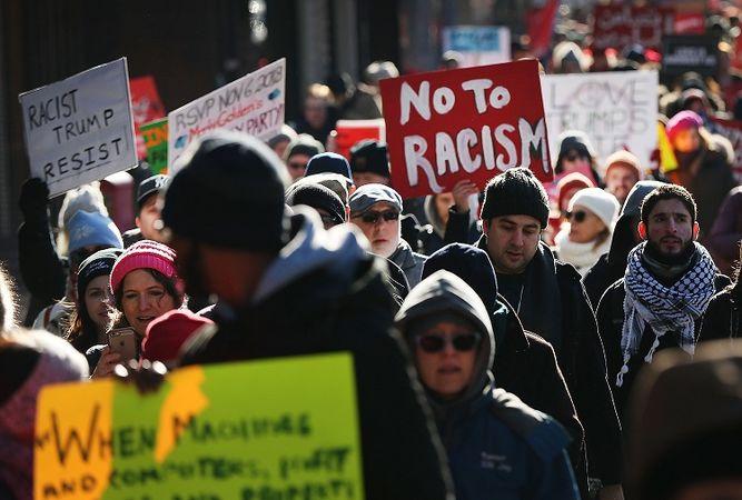 Donald Trump empeora la discriminación racial en Estados Unidos