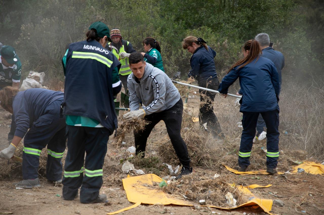 """""""Valpo Challenge"""": El primer desafío comunal de aseo en Chile"""