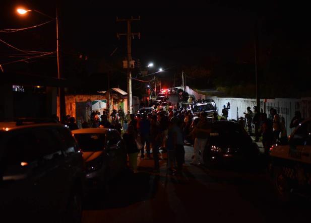 14 personas fueron asesinadas en un brutal ataque armado en México