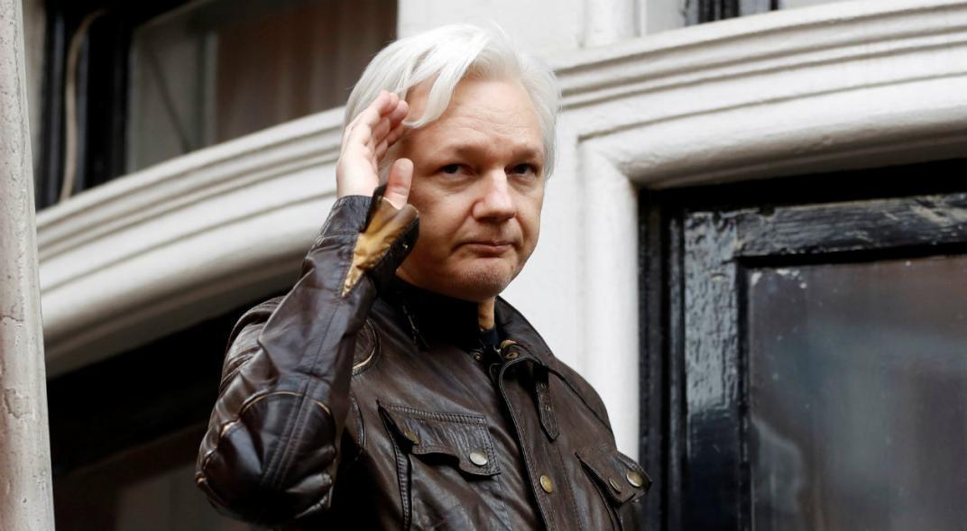 WikiLeaks revela testimonio de Assange ante una corte ecuatoriana