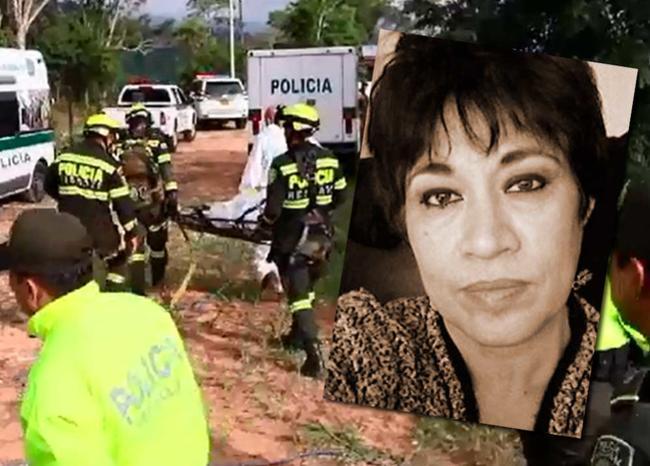 Encuentran en Colombia cadáver incinerado de excarabinera chilena