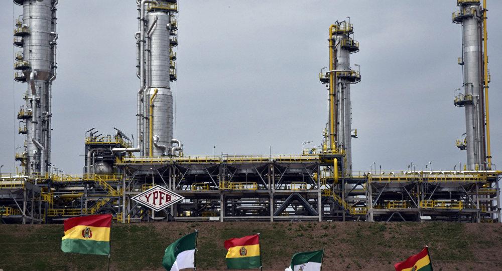 Bolivia anuncia nuevo reservorio que incrementará en 7% la producción de gas