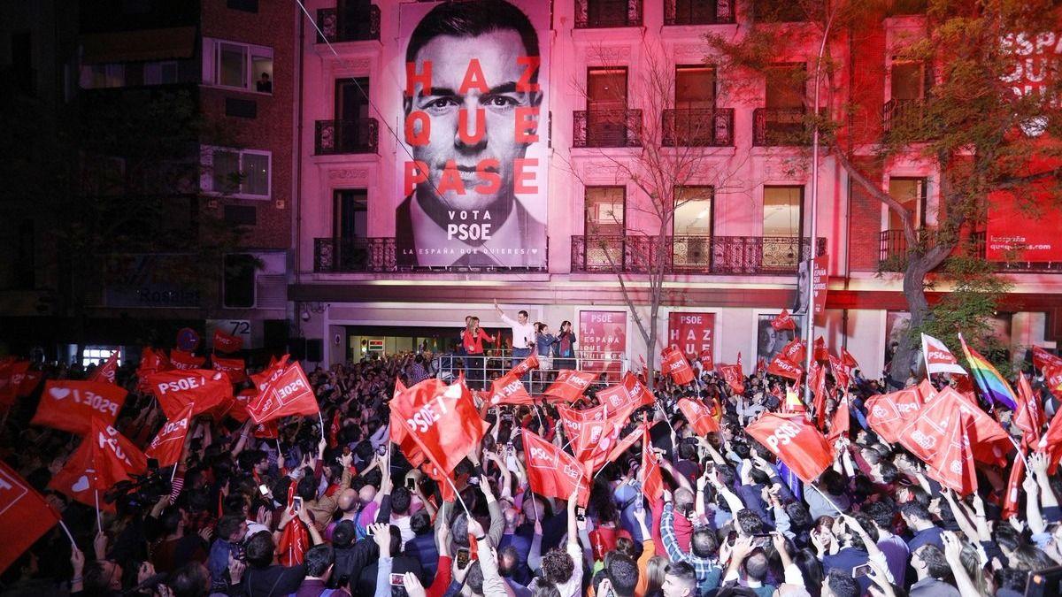 Ganadores, perdedores y pactos en el juego por el trono en España