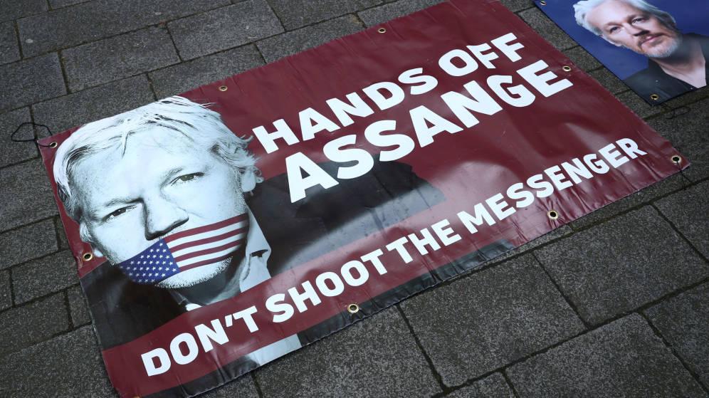 Assange no está solo: Organizaciones y personalidades en todo el globo marcan posición
