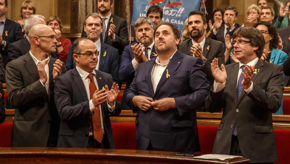 Pedro Sánchez dice sentirse seguro de la extradición de los independentistas