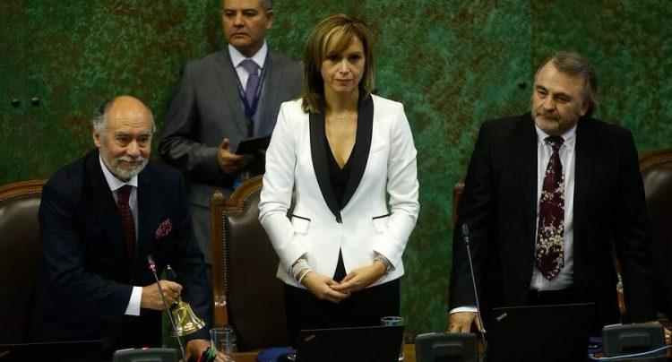 Parlamentarios Humanistas: Iván Flores debe dar un paso al costado y dejar presidencia de la Cámara