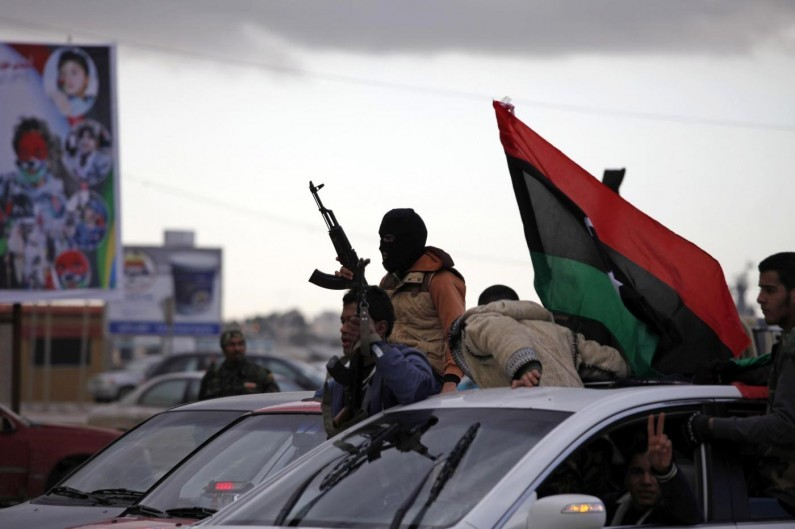Erdogan amenaza con dar una lección a Haftar en Libia si este no detiene la ofensiva