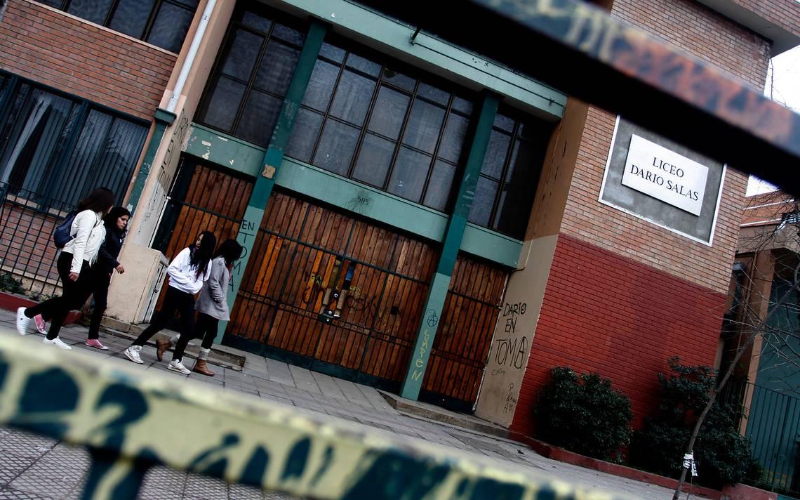 «Aula Segura»: Las irregularidades denunciadas por los estudiantes y apoderados del liceo Darío Salas
