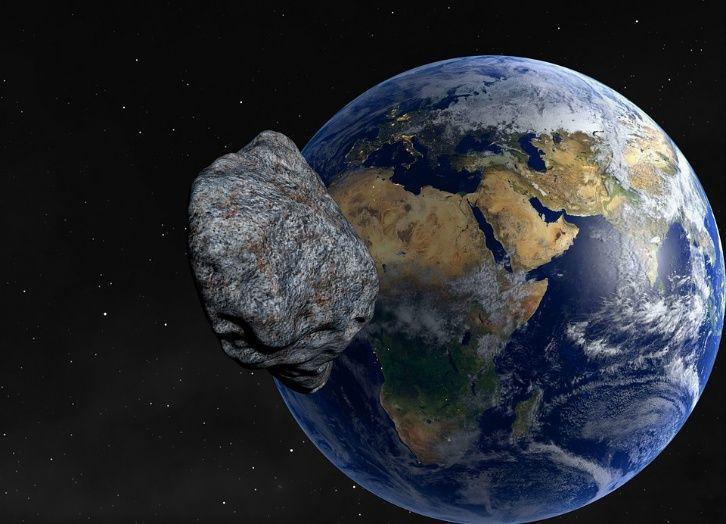 La NASA simulará impacto de asteroides o cometas contra la Tierra