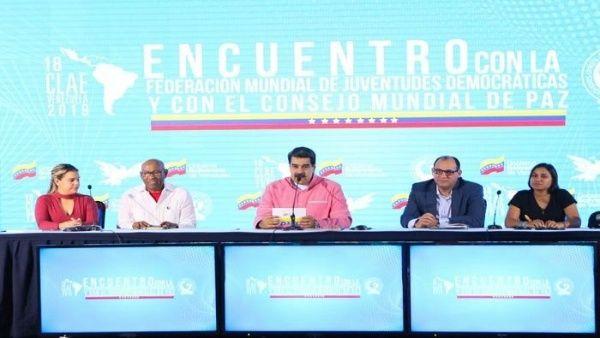 """""""Pasará al basural de la historia"""": así responde Maduro a las amenazas de Bolsonaro"""