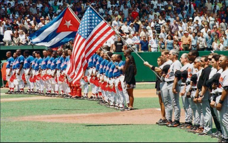 Trump anula acuerdo entre MLB y la Federación Cubana de Béisbol