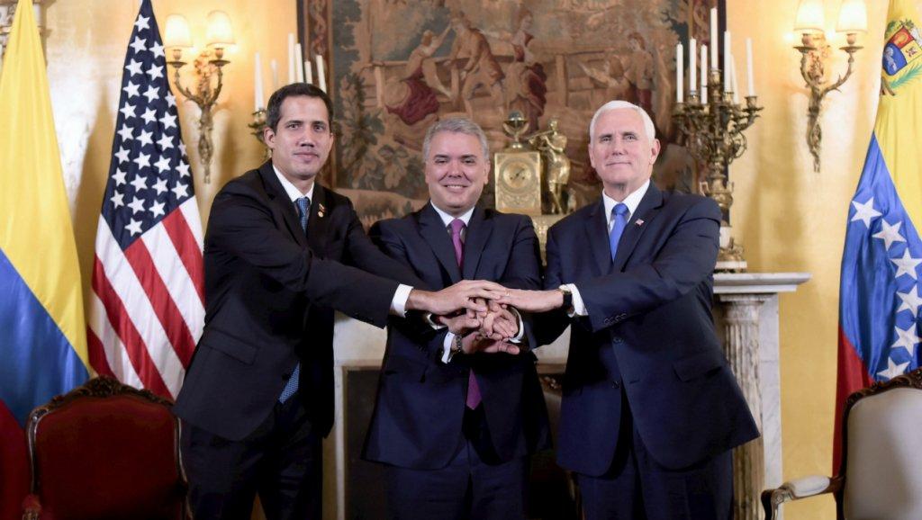 """El """"eje del mal"""" de América: dos Gobiernos, la OEA y su caprichosa obsesión"""