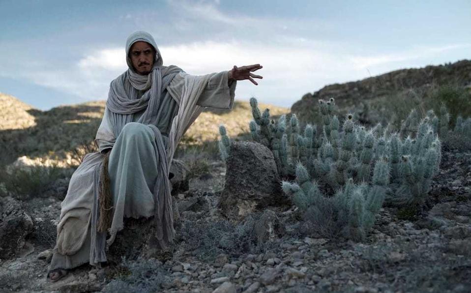 Artista plástico mexicano llevará a Bienal de Venecia una relectura del nuevo testamento