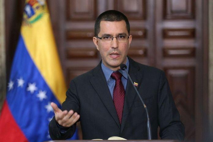 Venezuela rechaza las sanciones impuestas por EE.UU. contra su canciller