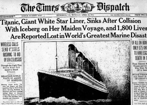 Conoce la verdadera historia del Titanic a 107 años de su naufragio
