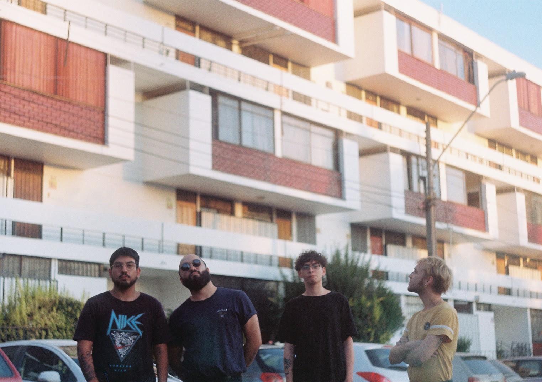 Ya está disponible el EP split de Malditos Vecinos y Matar Un Hombre