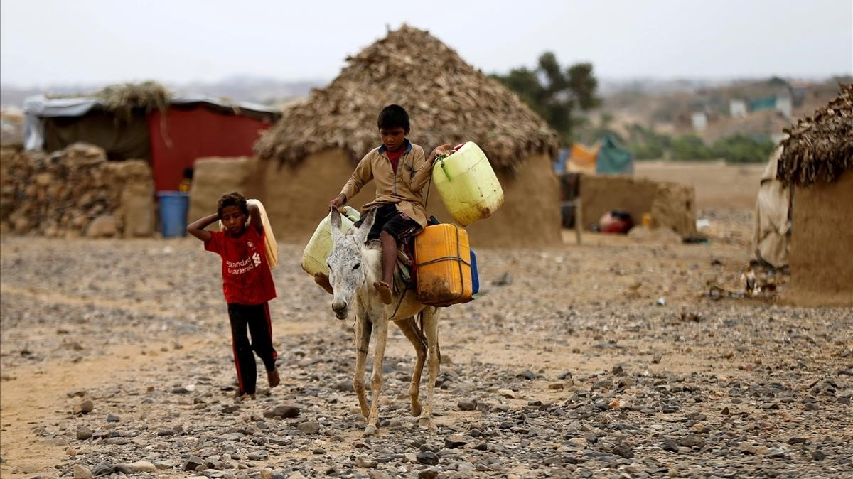 Distribución de la ayuda humanitaria en Yemen se empaña por la corrupción