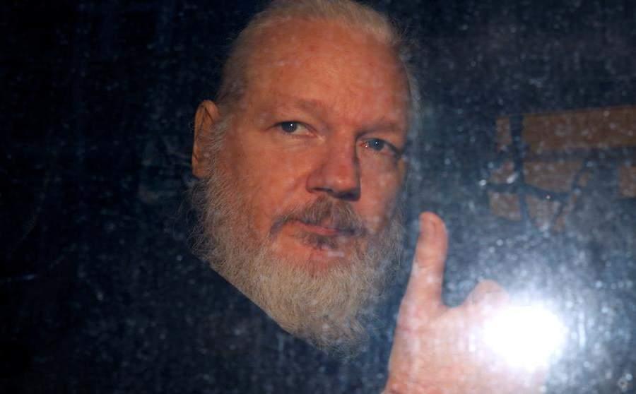 La Embajada de Ecuador le niega entrada al editor en jefe de WikiLeaks para recoger las pertenencias de Assange