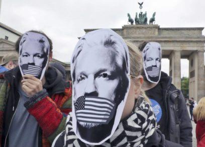 Informantes anónimos aseguran que agentes de inteligencia de EE.UU. consideraron secuestrar o envenenar Assange