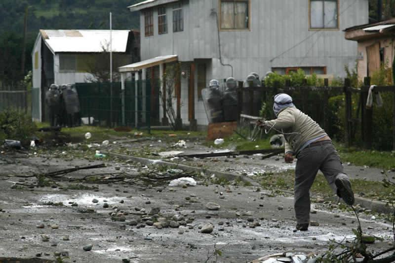 """«Puentes de justicia, ríos de paz"""": El documental que aborda las movilizaciones sociales en la Región de Aysén"""