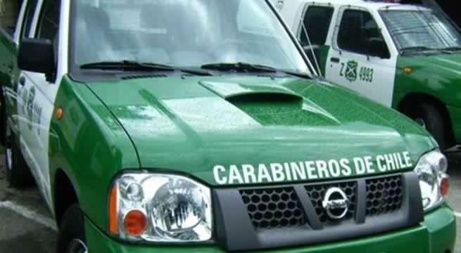 Chillán: Sorprenden a capitán de Carabineros robando en una ferretería