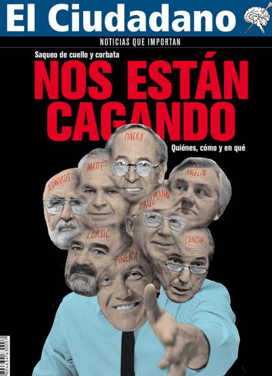 Chile controlado por sus dueños