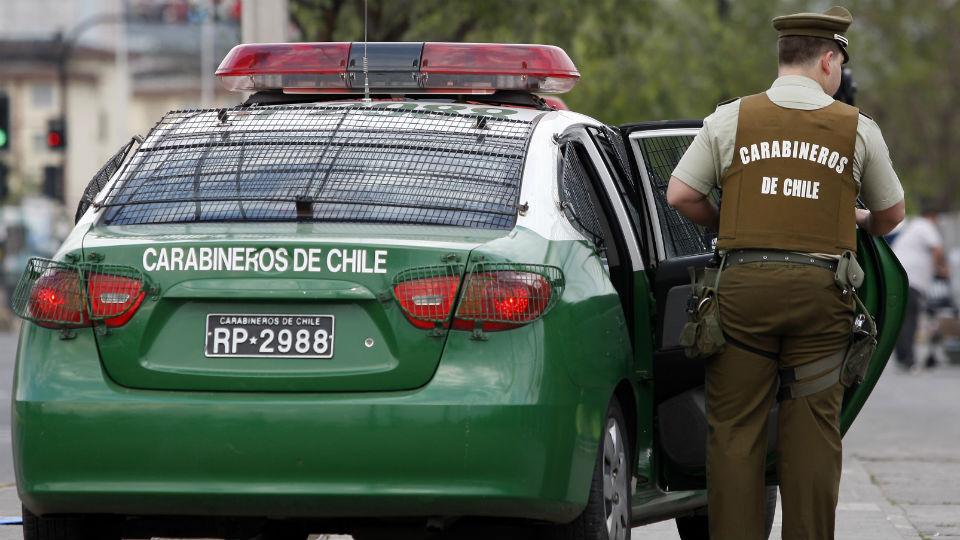 Denuncian que diputado socialista chocó a otro vehículo y se dio a la fuga