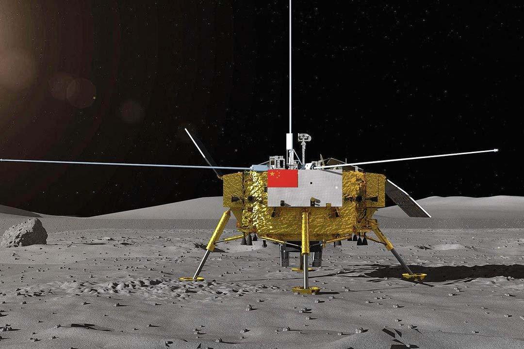 China: Composición del subsuelo lunar podría dejar de ser un enigma