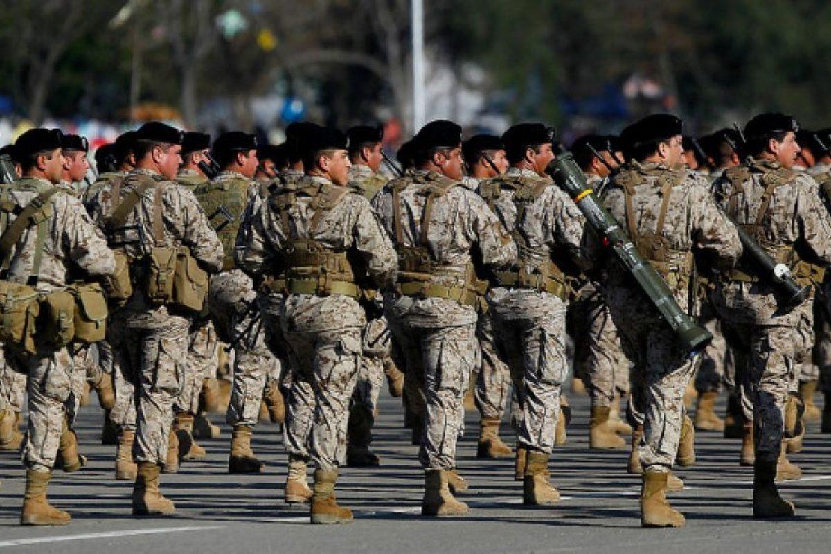 Fraude en el Ejército: Corte Marcial disminuye condenas a cuatro uniformados