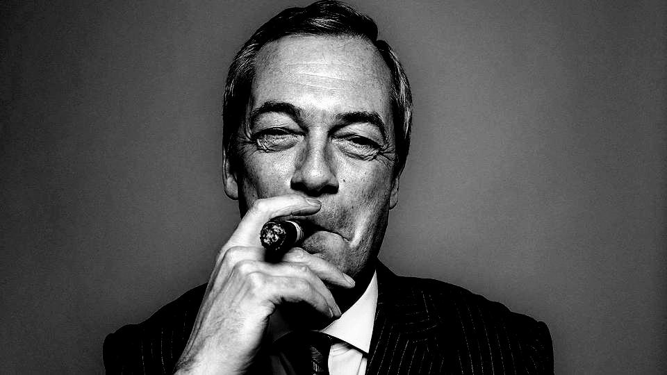 Mr. Brexit: Nigel Farage, el Trump británico que gana poder en Reino Unido