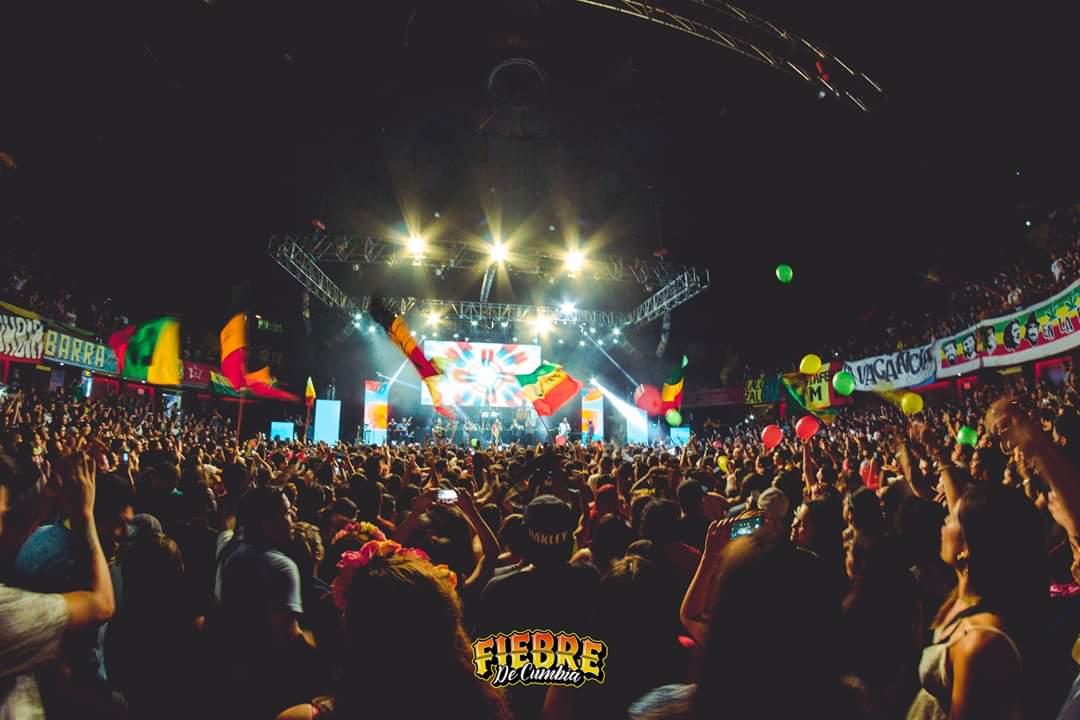 """Festival """"Fiebre de Cumbia"""" celebra su octavo aniversario con las mejores bandas de la música tropical"""