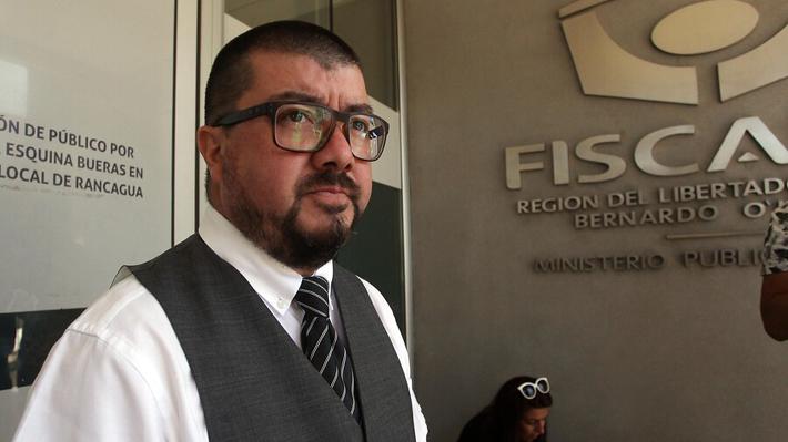 Operación Huracán: Imputado afirma que fiscal Sergio Moya avisó a Carabineros de allanamiento de la PDI