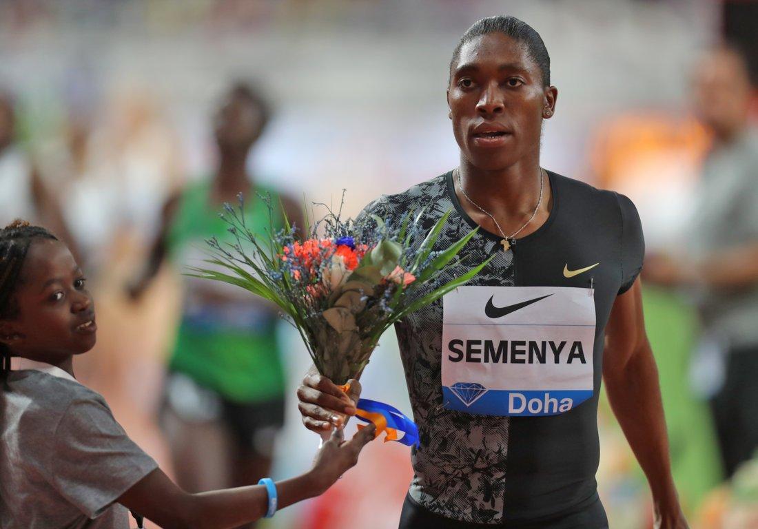 Gobierno de Sudáfrica presentará recurso ante el TAS por sentencia de atletas hiperandróginas