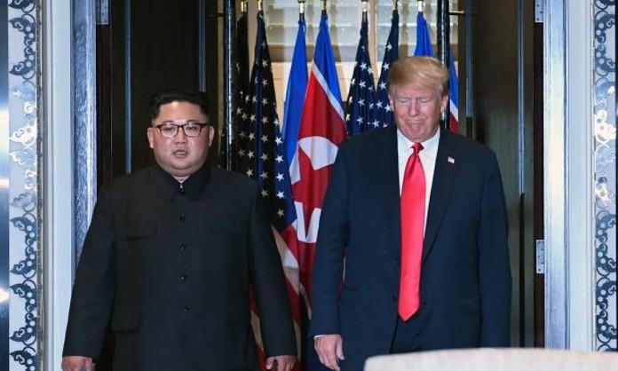Corea del Norte amenaza con suspender cualquier diálogo con EE. UU. si este no cambia su posición