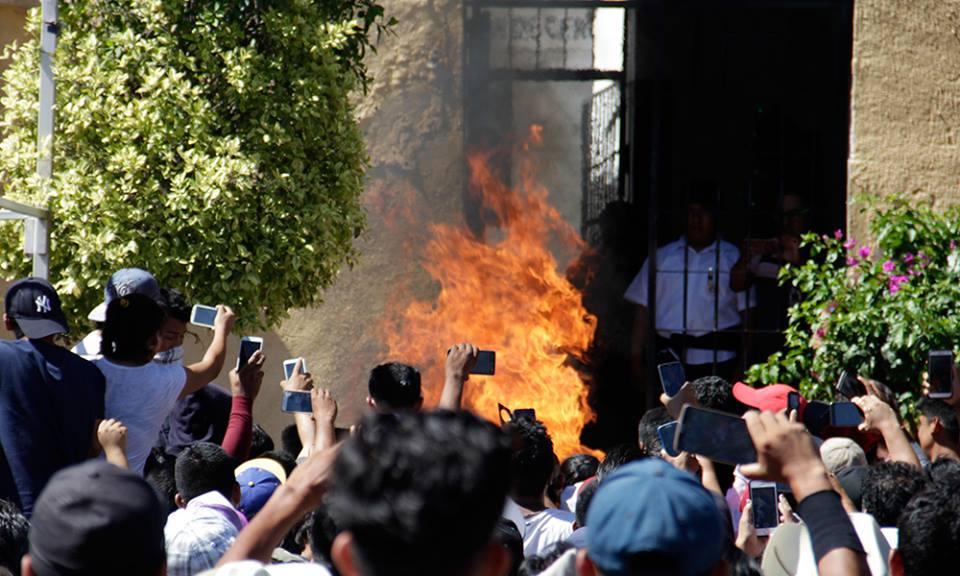México reporta incremento de linchamientos al cierre de 2018