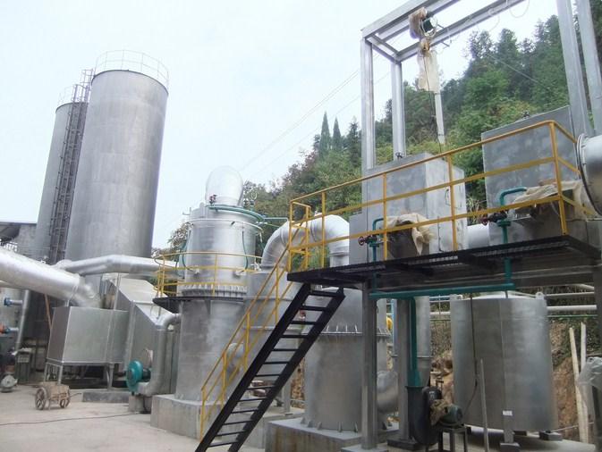Científicos chinos desarrollan nueva tecnología en incineración de residuos