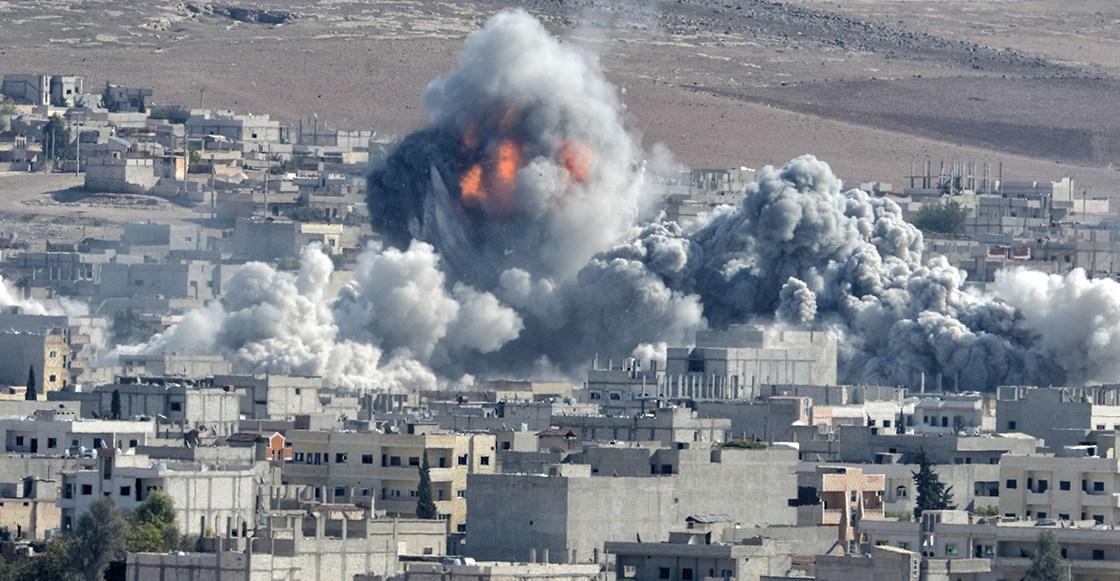 Biden ordena ataque contra objetivos de la milicia apoyada por Irán en Siria