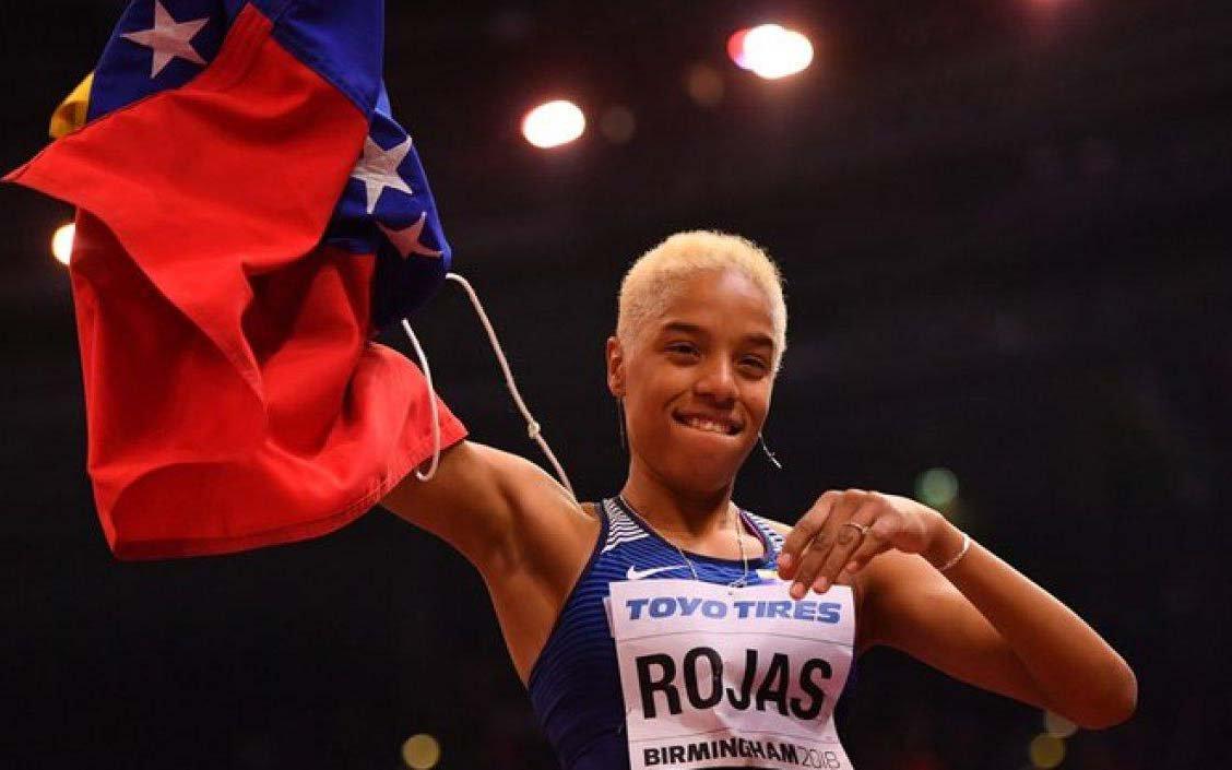 IAAF reconoce a venezolana Yulimar Rojas como Mejor Atleta Femenina del mundo en 2020