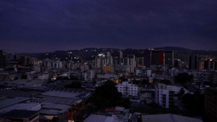 apagon en venezuela