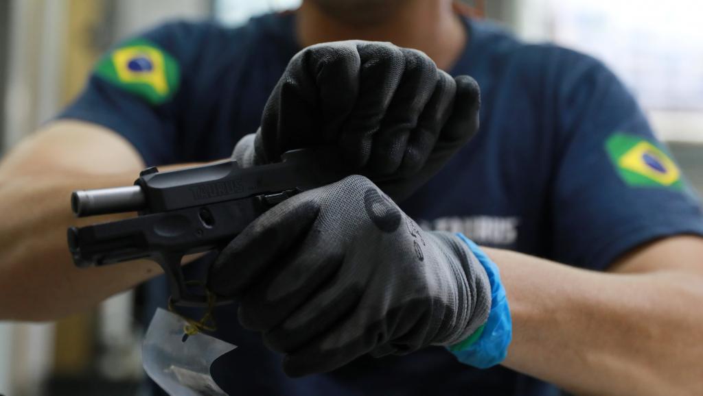 La mitad de los gobernadores de Brasil exigen revocar decreto que facilita porte de armas