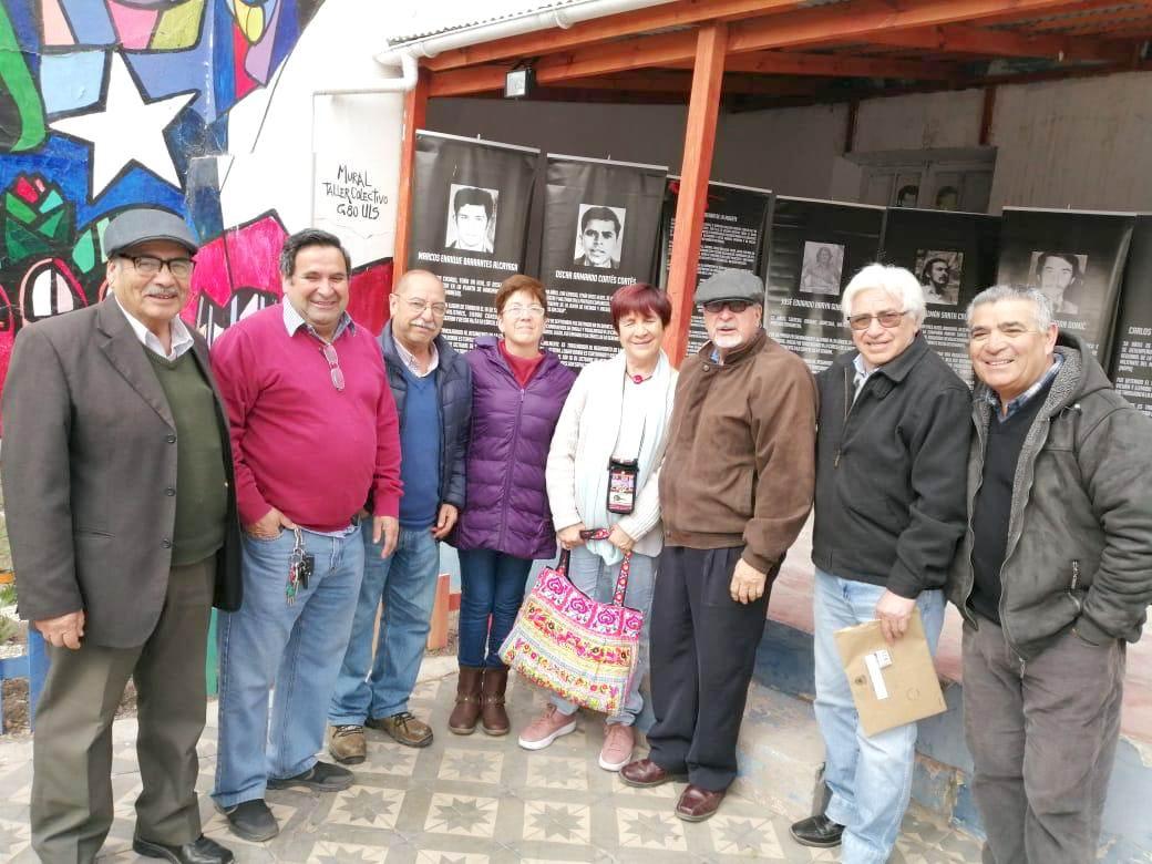 La Serena: Inauguran biblioteca en Casa de la Memoria de los Derechos Humanos