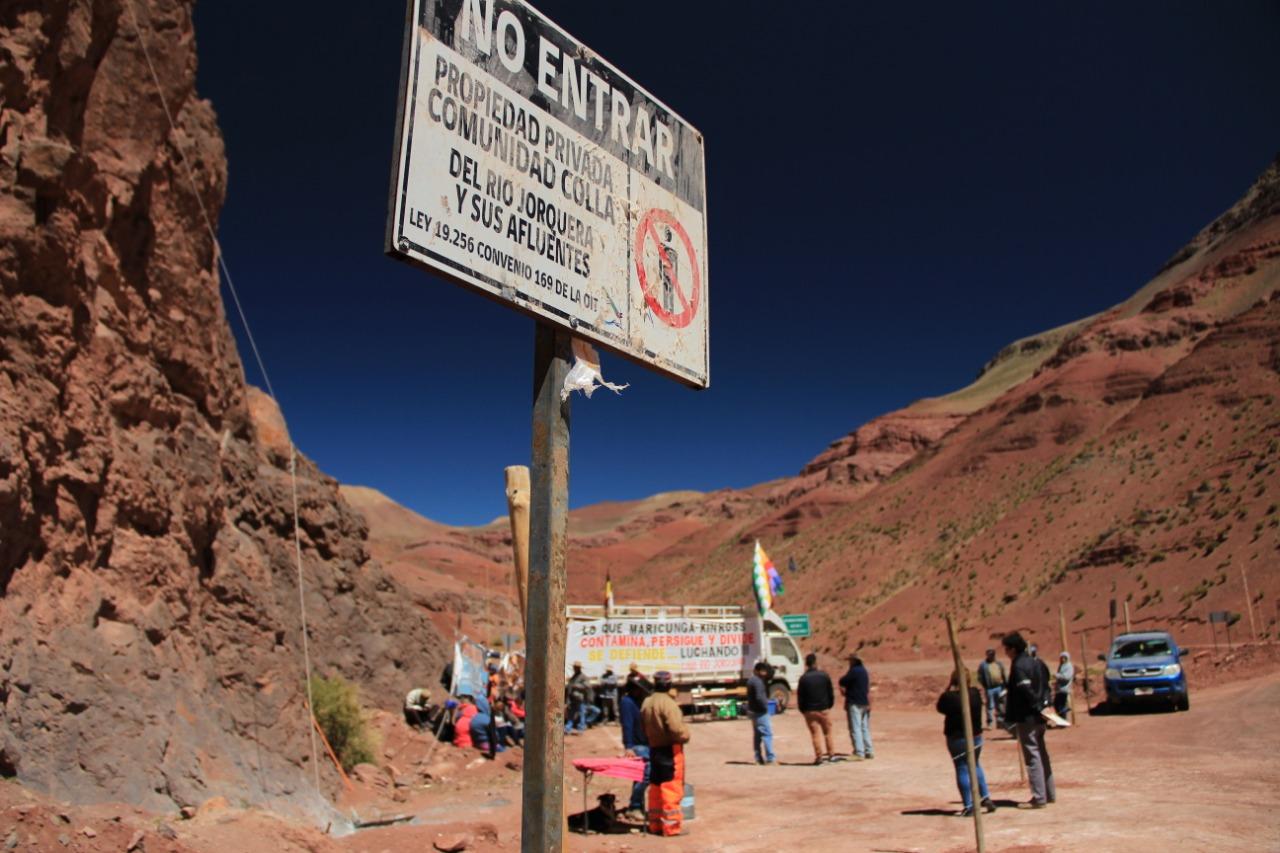 INDH presenta recurso de protección por contaminación minera con azufre y arsénico en Atacama