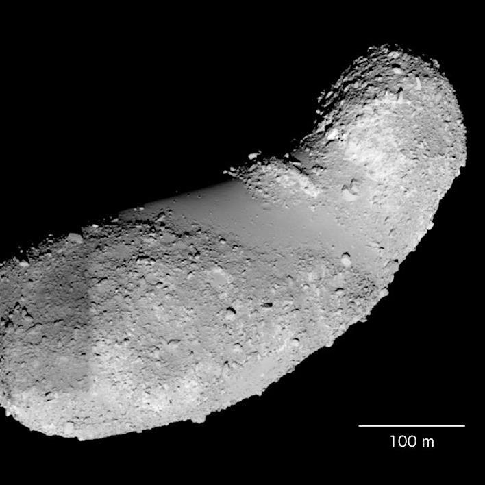 Un asteroide podría ser la respuesta a cómo se generó el agua en la Tierra