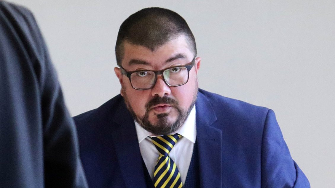 Fiscal Sergio Moya tenía en su casa celulares y discos duros de jueces investigados