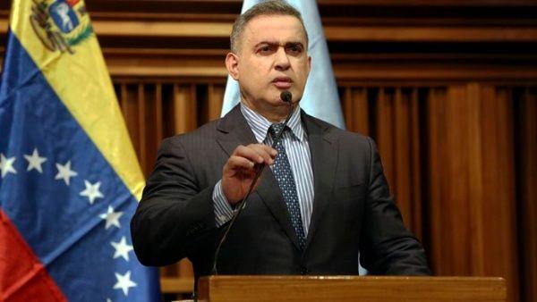 Fiscal venezolano: Golpe de Estado fallido dejó saldo de 5 muertos y 233 detenidos