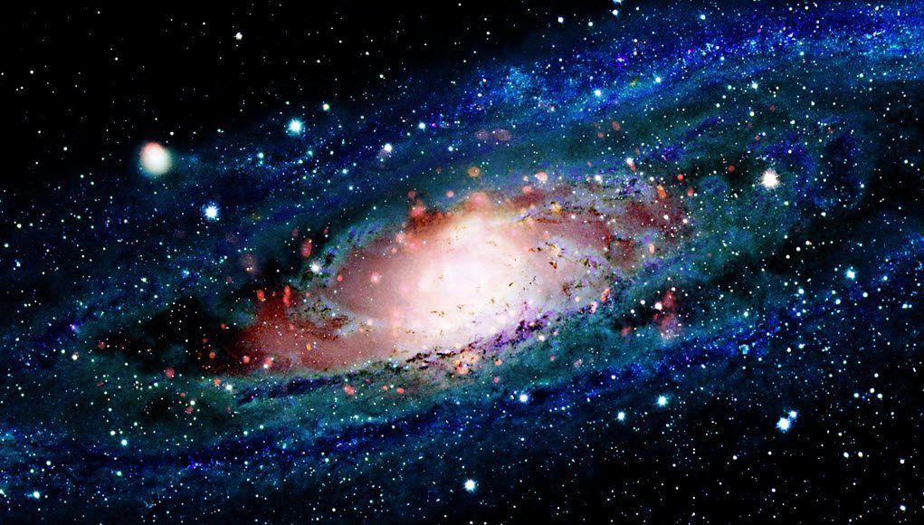 (Foto) Descubren la galaxia espiral más antigua de la Vía Láctea