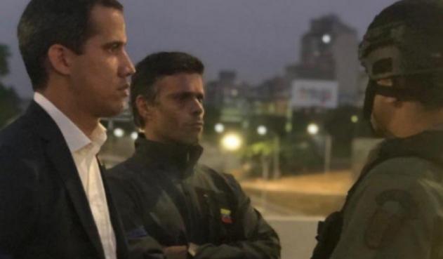 """Sectores de la oposición tildan de """"nueva irresponsabilidad"""" golpe fallido de Guaidó"""