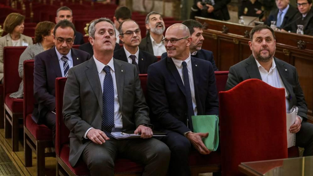 La Fiscalía pide al Supremo español que suspenda a los diputados catalanes detenidos