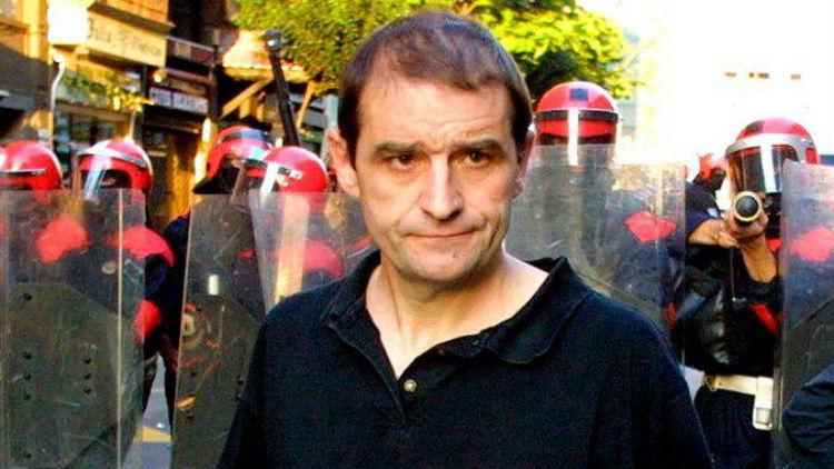 Detenido exdirigente de la organización vasca ETA